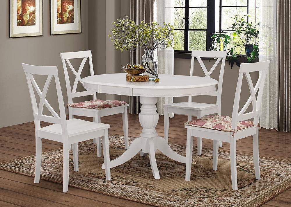 стол и стулья фото белого цвета охота грибами